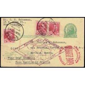Graf Zeppelin De Sevilla A Sevilla ED. 322 [x3]