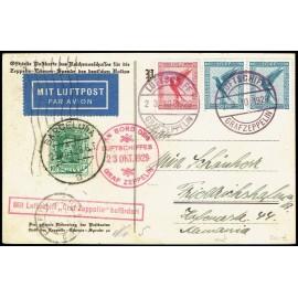 Graf Zeppelin Extranjero Alemania (3)
