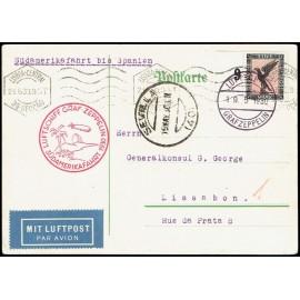 Graf Zeppelin Extranjero Alemania (5)