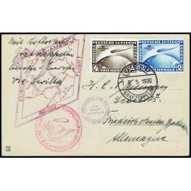 Graf Zeppelin Extranjero Alemania (9)