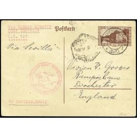 Graf Zeppelin Extranjero Alemania (10)