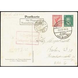 Extranjero Alemania 1927