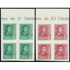 1938 ED. 841As, 844As ** [x4]