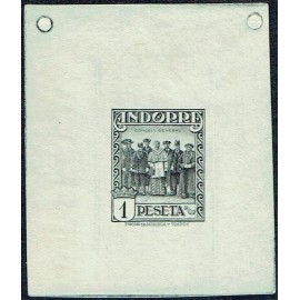 1931 ED. Andorra 24dNP