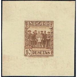 1929 ED. Andorra 26P