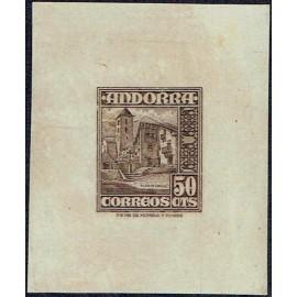 1948 ED. Andorra 51P
