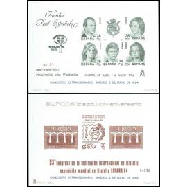 1984 ED. Pruebas Oficiales 06A/07A