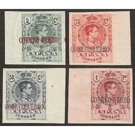 1920 ED. 292s/293s, 295s/296s *