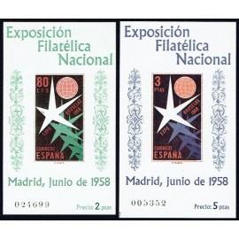1958 ED. 1222/1223 ** (2)
