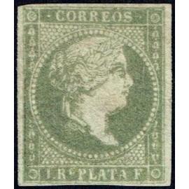 1856 ED. Antillas 5 *