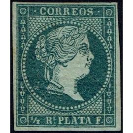 1855 ED. Antillas 1 *