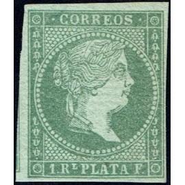 1855 ED. Antillas 2 *