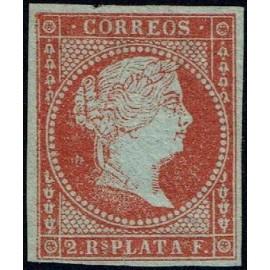 1855 ED. Antillas 3 *