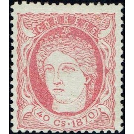 1870 ED. Antillas 21 *