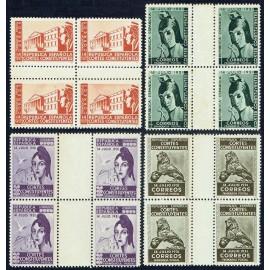 1931 ED. FR. 19/22 ** [x4]