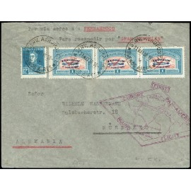 Graf Zeppelin Extranjero Argentina