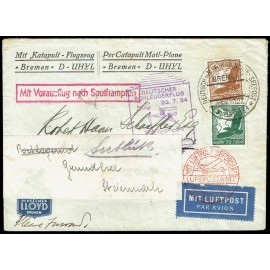 Extranjero Alemania 1934
