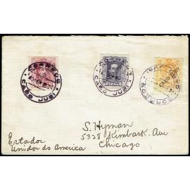 Colonias Españolas ED. Cabo Juby 9, 23, 25
