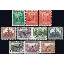 1931 ED. 604MT/613MT **