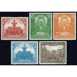 1931 ED. 604cca/613cca **