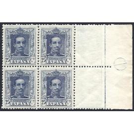 1922 ED. NE 23 ** [x4]