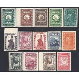 1931 ED. 636s/649s **