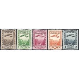 1931 ED. 650/654 *