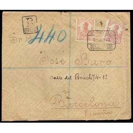 Colonias Españolas ED. Guinea 089, 094