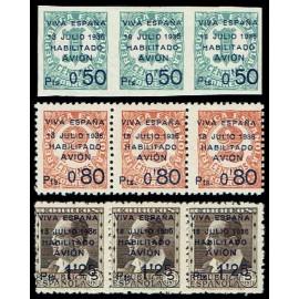 1936 ED. Canarias 1hab + 1hac + 1/3hab + 3hac + 3 **/*