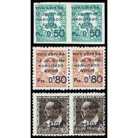 1936 ED. Canarias 1hab + 1hac/3hab + 3hac *