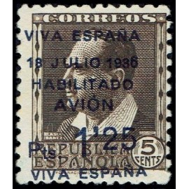 1936 ED. Canarias 3hac *