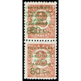 1937 ED. Canarias 09hh + 09 *