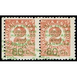 1937 ED. Canarias 09hhx * [x2]
