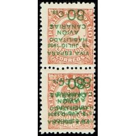 1937 ED. Canarias 09hi + 09hhii *