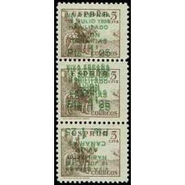 1937 ED. Canarias 10 + 10hh + 10hi **