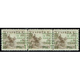 1937 ED. Canarias 10hdh * [x3]