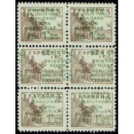 1937 ED. Canarias 10hev **