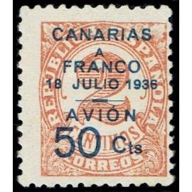1937 ED. Canarias 11B *
