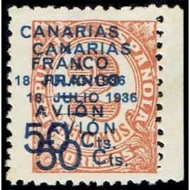 1937 ED. Canarias 11Bhh *