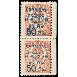 1937 ED. Canarias 11Bhh + 11B *