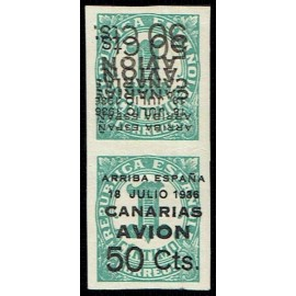 1937 ED. Canarias 20hhii + 20hc *