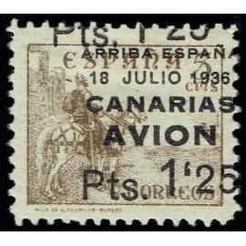 1937 ED. Canarias 22hh *