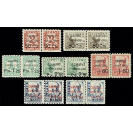 1937 ED. Canarias 23 + 23hza, 25 + 25hza/30 + 30hza *