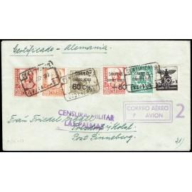 1937 ED. Canarias 25/26, 28 us