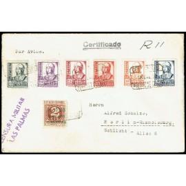 1937 ED. Canarias 36 us