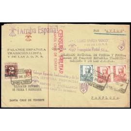 1937 ED. Canarias 38 us