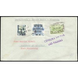 1937-1938 ED. Canarias 42 us