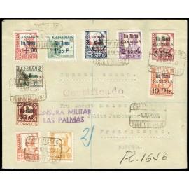 1938 ED. Canarias 44/51 us