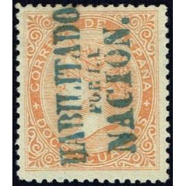 1868 ED. 089 * Andalucía (A)
