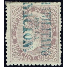 1868 ED. 092 * Andalucía (A)